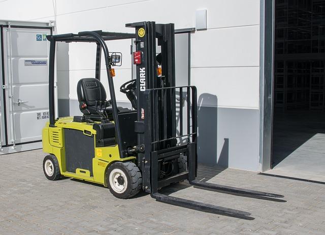 Rental Sewa Forklift di Surabaya, Sidoarjo Gresik