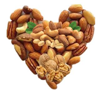 nuts omega