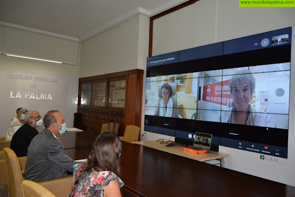La Palma se incorpora al programa 'Yo Hablo Español' del Instituto Cervantes de China
