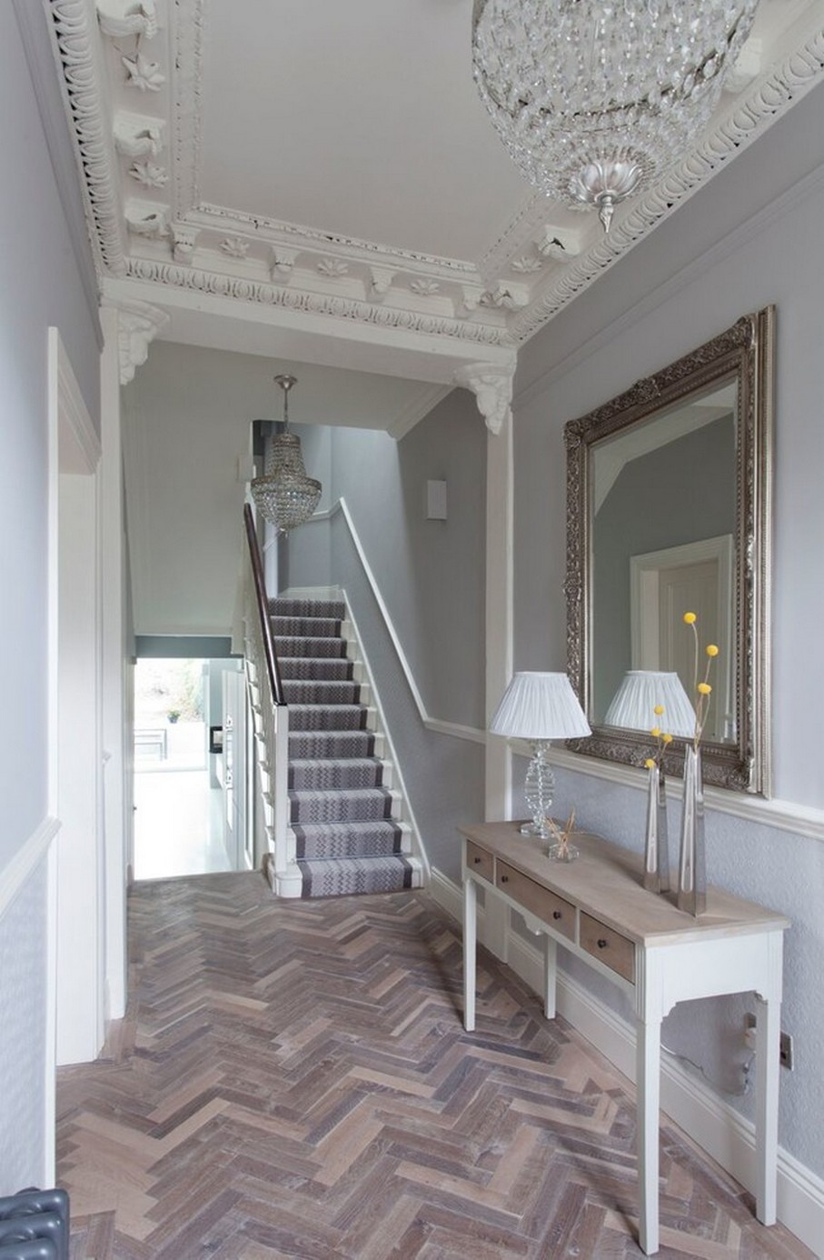 48+ Shocking Hallway Renovation Inspiration