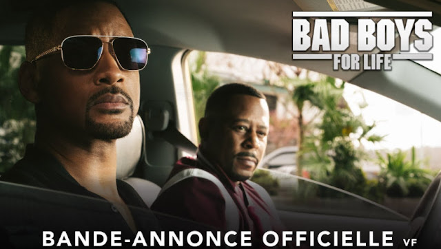 Hot New Movie Trailers Bad Boys for Life