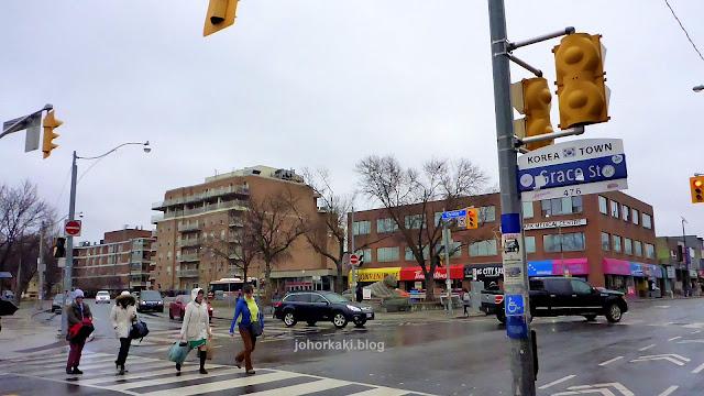 KoreaTown-Toronto