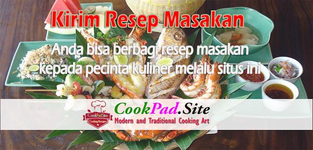 Kirim Resep Masakan