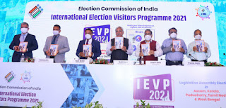 International Virtual Election Visitors Programme 2021