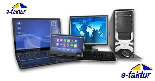 e-Faktur Beberapa Komputer
