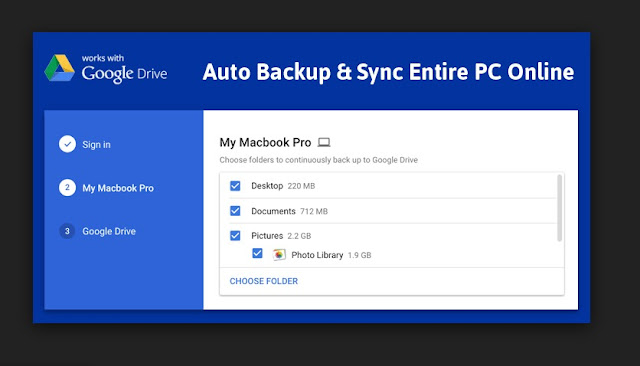 How To Get The Best Out Of Google Drive's new Backup and Sync tool