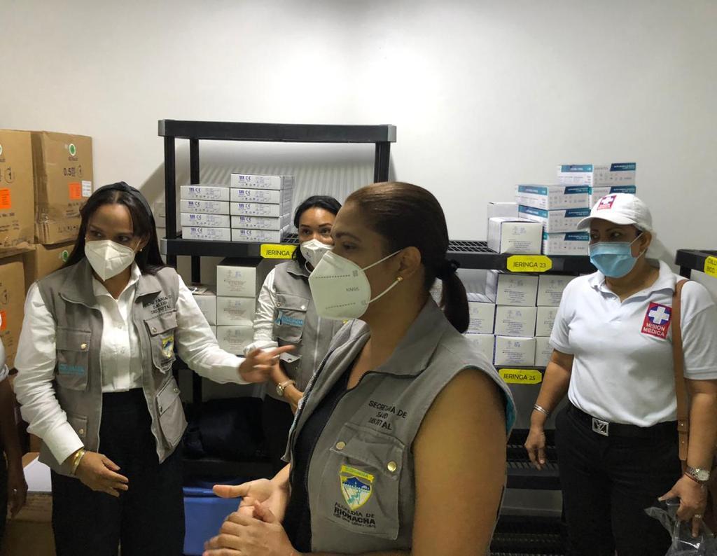 hoyennoticia.com, Covid-19: Riohacha se alista para vacunar a mayores de 80 años