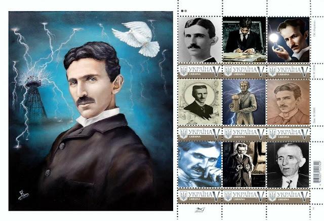 Ukraine Nikola Tesla