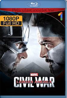 Capitan America Civil-War (2016) [720p Web-DL] [Latino] [LaPipiotaHD]