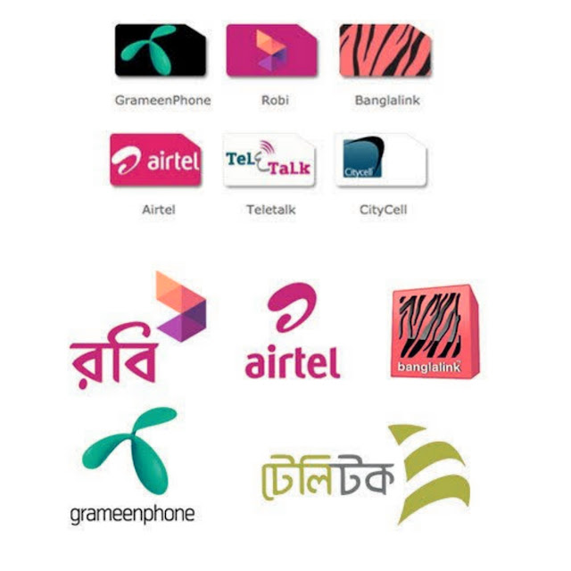 How to check phone or sim number (Airtel, Gramee phone,Robi,Banglalink,Teletalk,citycell)
