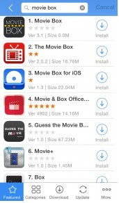 MovieBox App – Installation Tutorial for iPhone and iPad
