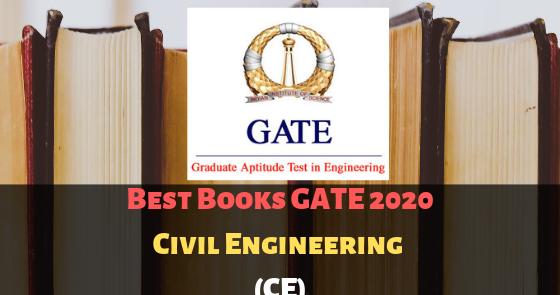 Best Books For 2020 Best Books GATE Exam 2020 For Civil Engineering (CE) | ErExams