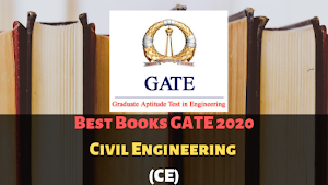 Best Books GATE Exam 2020 For Civil Engineering (CE)