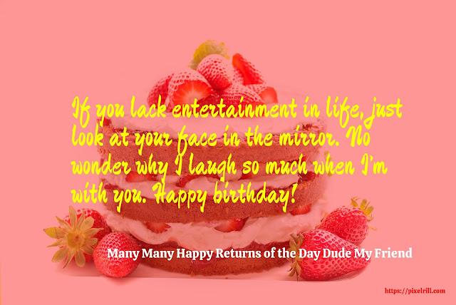 Happy birthday bestie