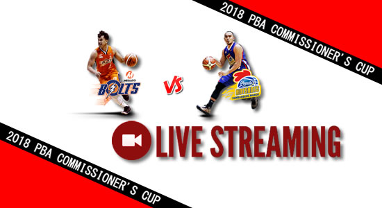 Livestream List: Meralco vs Magnolia May 18, 2018 PBA Commissioner's Cup