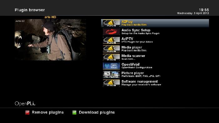 Openatv Softcam Feed Universal