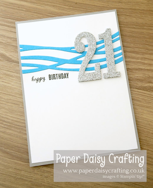 Swirly Scribbles Stampin Up