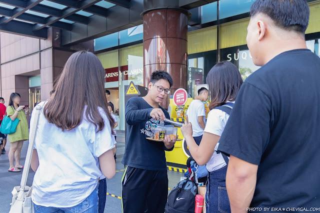 MG 2817 - 熱血採訪│免飛新加坡!台中也能吃到IRVINS黑鴨鹹蛋黃魚皮啦!限量快閃每人限購5包,來晚了搶不到~