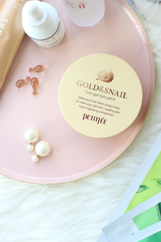 Petitfee Gold & Snail Eye Patches
