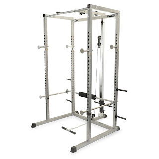 Valor Fitness BD-7 Power Rack with Lat Pull, image, review features and specifications