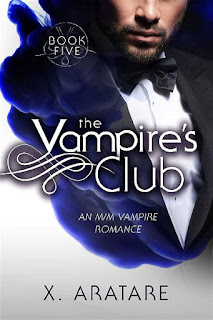 Book five | The vampire's club #5 | X. Aratare