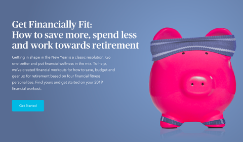 Get Financially Fit – Marcus by Goldman Sachs