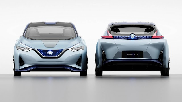 Mo' Leaf: Nissan Reveals More Details about the Leaf NISMO Concept