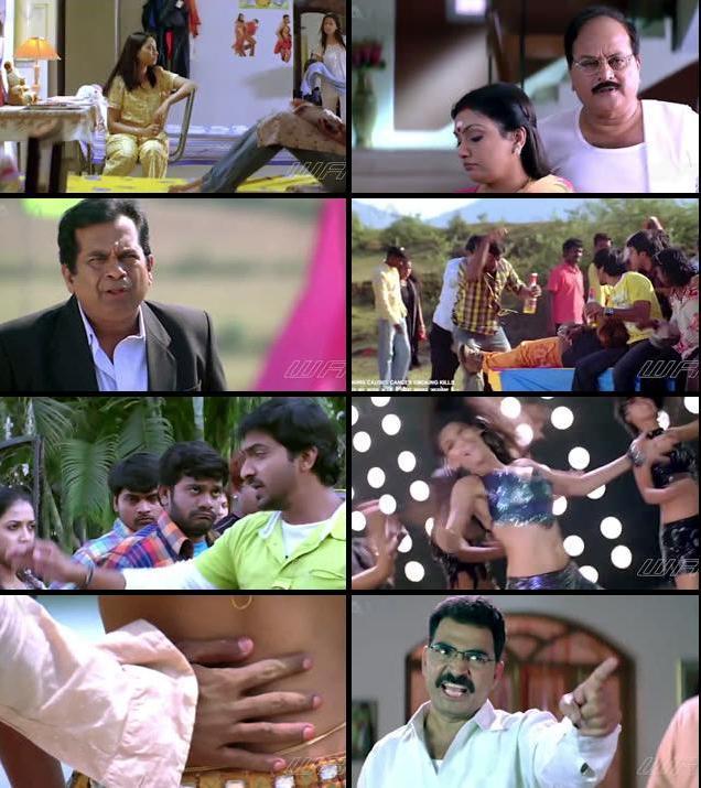Rowdy Ashique 2015 Hindi Dubbed 480p HDRip