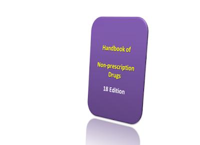 handbook of nonprescription drugs تحميل كتاب