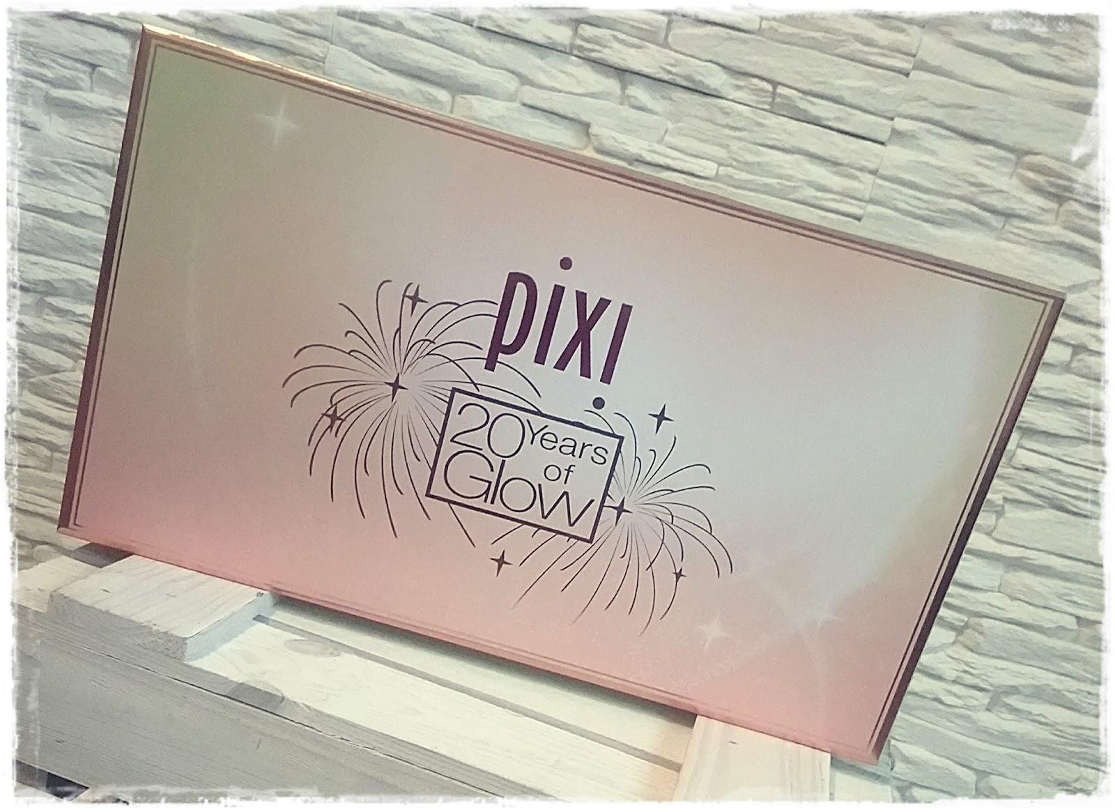 Pixie beauty, pixi, pixi glow