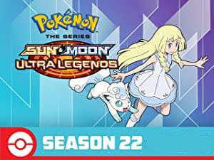 Pokémon temporada 22
