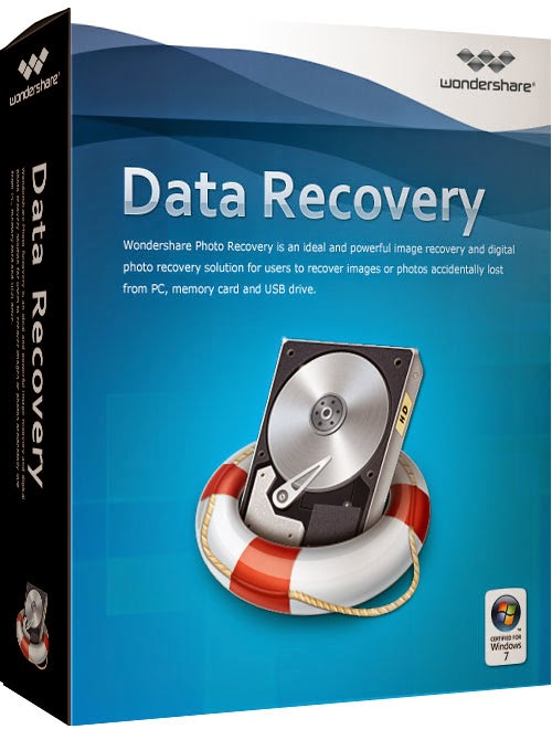 Wondershare Data Recovery 4.7.0.5 Full Version