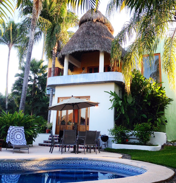 Villa rental in Sayulita Mexico via Sayulita Life