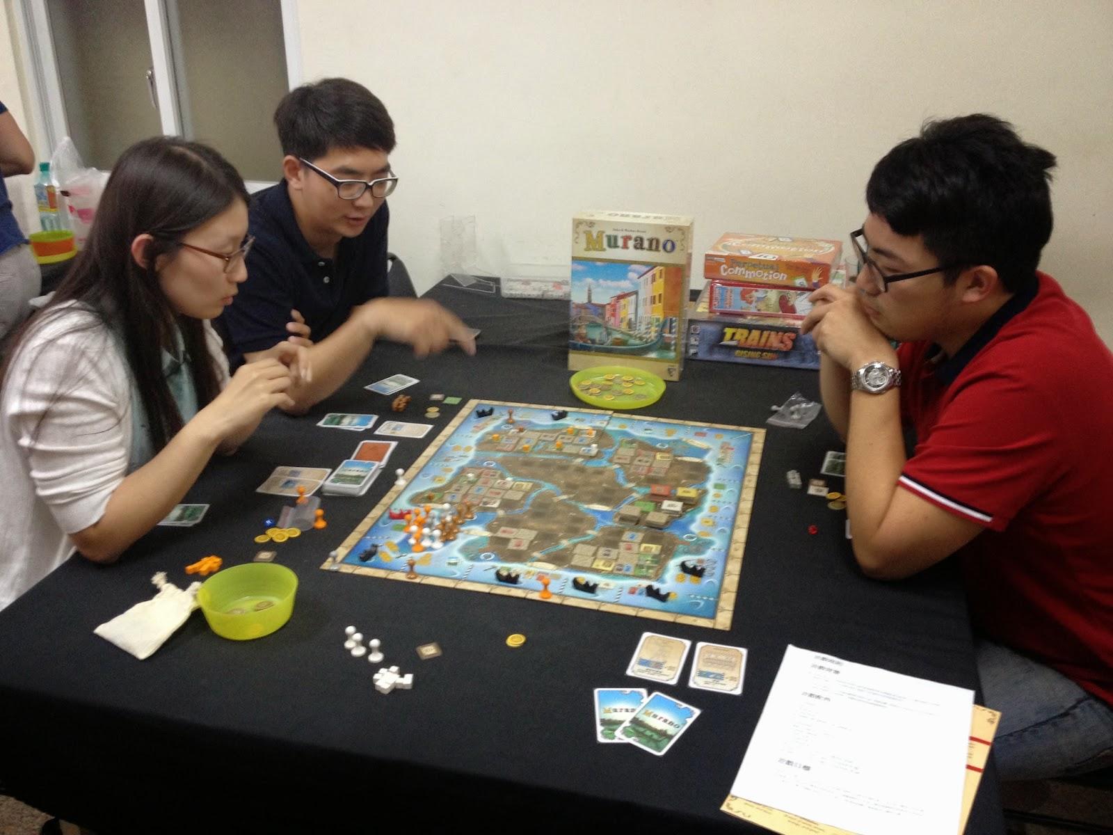 桌遊不只是遊戲 Boardgame is not just a game: 王牌409之歌~戰報心得