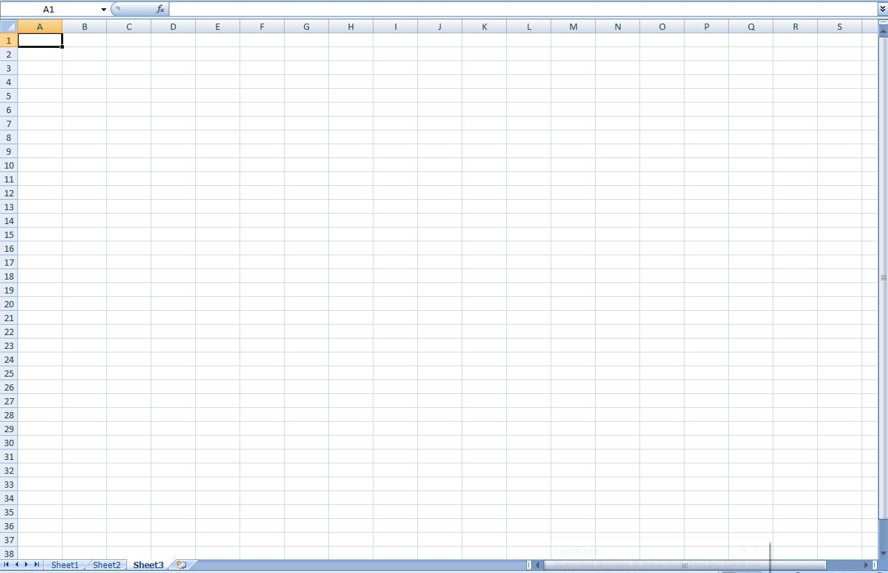 Pengertian Workbook Dan Worksheet Pada Excel
