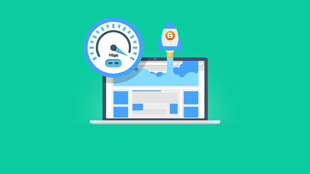 10 Cara Mempercepat Loading Blog Pada Platform Blogger