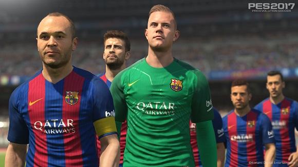 Hasil gambar untuk Pro Evolution Soccer 2017 Full Repack