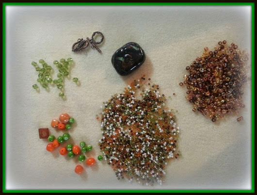 Guest Blogger Valerie Cook - 8th Annual Bead Soup Party