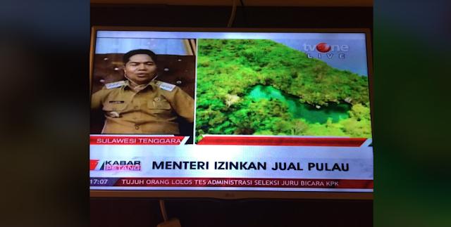 Heboh Jual Beli Pulau, Eh Menteri KKP Malah Izinkan Jual Pulau