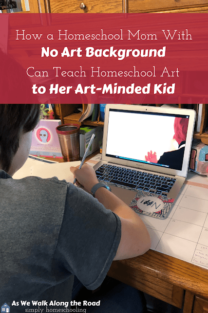 Homeschool art program