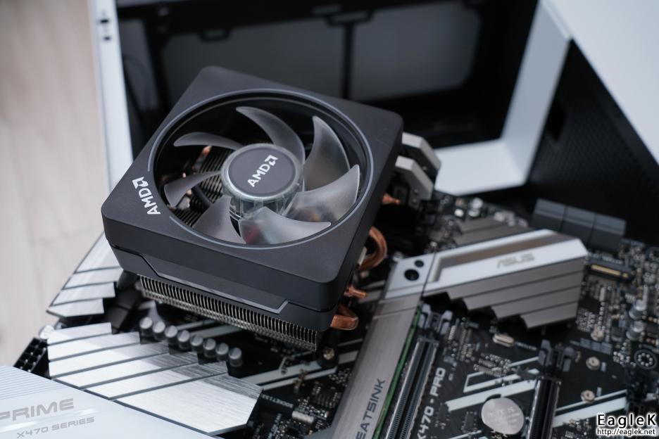 AMD Ryzen 7 2700X Pinnacle Ridge System Reviews - EagleK Review