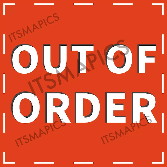 Out of Order Sign Printable - Signage is an Image