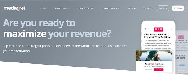 Media.net google alternative