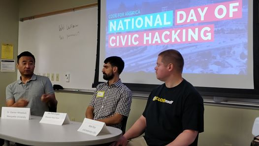 National Day of Civic Hacking Wishes Unique Image