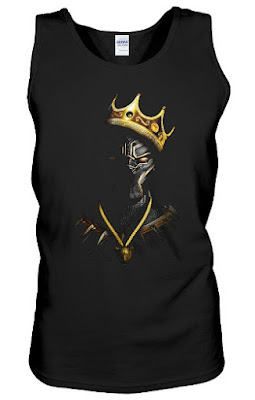 crown cat tank tops