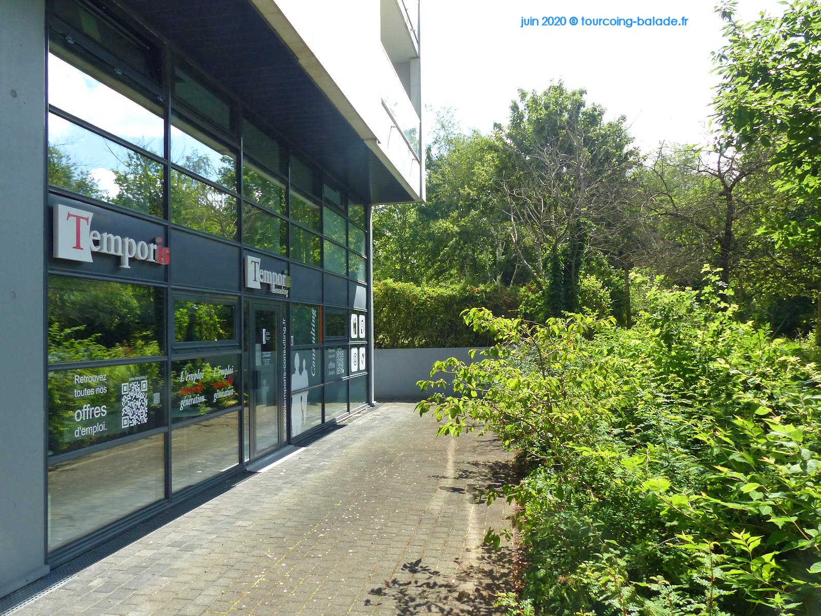 Agence Temporis Lille, Boulevard Carnot, 2020