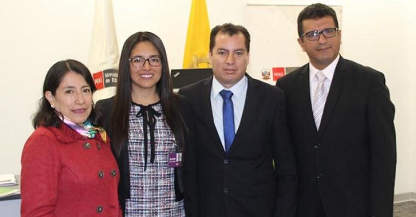 MINEDU anuncia finalistas del Concurso de Buenas Prácticas de Gestión Educativa 2019. 15 DRE y UGEL compiten en cuatro categorías - www.minedu.gob.pe