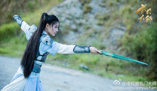 Wu Xiuzhu The Taoism Grandmaster web drama
