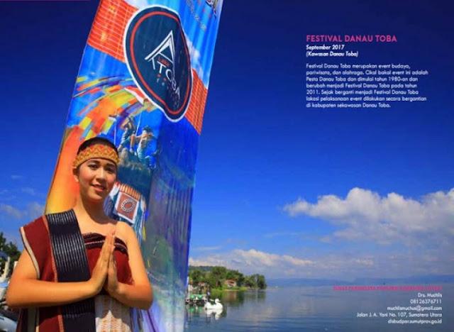 Festival Danau Toba 2017: Acara Pariwisata Tahunan yang Paling Besar dan Meriah di Sumatera Utara