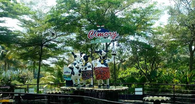 Cimory on valley